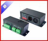 The LT8030 controller 3 constant voltage DMX512 decoder LED light controller PWM signal converter