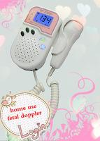 mini baby doppler,angle sound from hand held fetal doppler, pocket fetal doppler built-in battery