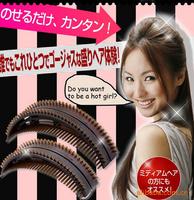 Retail 1 Set Bumpits Big Happie Hair Volumizing Inserts Hair Pump Beauty Set Tool Gift Brand New