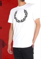 2014 new arrive stock T shirt fashion tops T-shirt men's short sleeve Free Shipping have logo