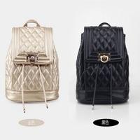 New 2014 Fashion women backpack brand school backpacks
