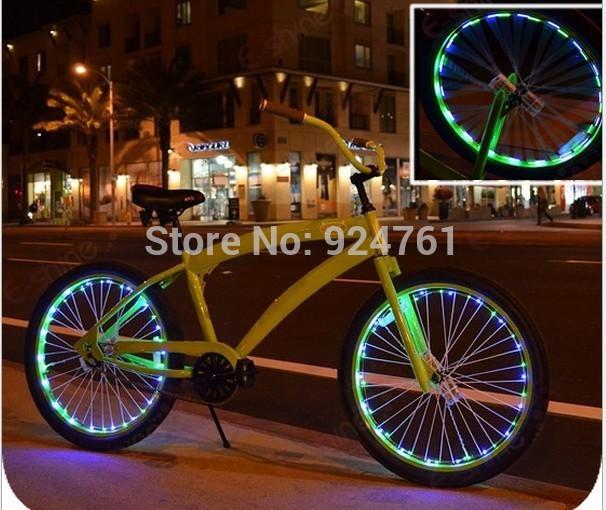 Wheel Powered Bike Light Bike Bicycle Wheel Light