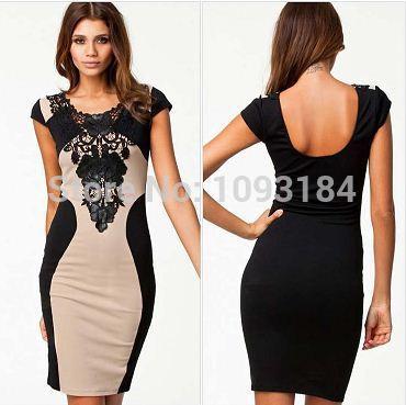 Женское платье Brand New m/xl B1215 женское платье brand new 2015 xl 6xl 646