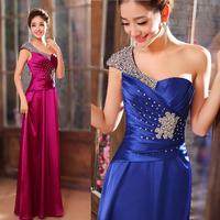New formal dress design long evening dress