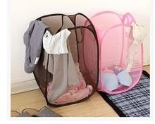 storage laundry basket hamper free shipping(China (Mainland))