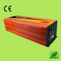 4000w off grid  high frequency pure sine wave inverter DC to AC 24v 220v  inverter