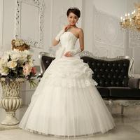 Princess wedding dress formal dress