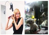 Factory wholesale pet beauty hair dryer hair dryer hairdryer frame bracket fixed bracket