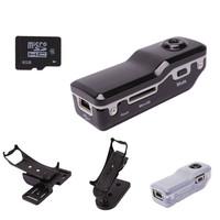 Mini DV Camcorder DVR Video Camera Spy Webcam MD80+8GB Memory Card