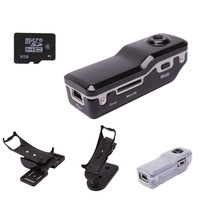 Mini DV Camcorder DVR Video Camera Spy Webcam MD80+8GB Memory Card