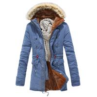 2013 new winter down jackets brand Men's jacket ski hiking outdoors sports suit warm waterpr of two piece hoody coat