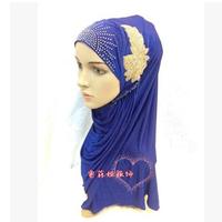 2014 New Arrival Womens Muslim Hijab Female Muslim Scarf Amiga Head Scarf Abaya Hejab Wholesale Muslim turban