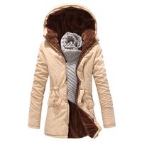 2014 wadded jacket medium-long male popular outdoors cotton-padded parka men warm winter jacket men