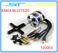 EMAX BL2215/20 1200KV rc Brushless Motor electric motor for remote control toys airplane quadcopter glider free shipping
