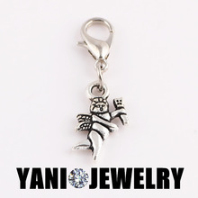 2014 On sale Antique Cupid Charms DIY Pendant Tibetan charms for Charms jewelry making wholesale
