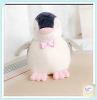 Stuffed Animals & Plush,factory price Plush toys penguin doll Cute Christmas. Birthday.Festivalbest gift soft Doll Toy 15CM