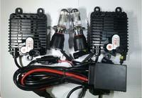 Free shipping hid xenon h4 12V 75W /100W  flexible lamp  HID xenon kit 4300K 6000K 8000K  Xenon lamp set