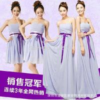 Free shipping Bridesmaid Dress wedding dress evening dress party dress women dress short dress