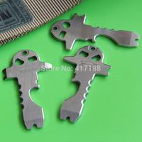 Multi-purpose EDC outdoor tool,Skeleton Key, free Shipping