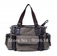New Unisex Canvas Shoulder Schoolbag handbag Tote, Satchel Messenger Casual Bag, Travel Bags