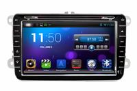 Pure android 4.2.2 Capacitive Car DVD GPS for VW GOLF POLO PASSAT CC JETTA TIGUAN TOURAN EOS SHARAN SCIROCCO SEAT LEON CUPRA