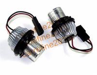 5W LED Marker Angel Eyes for BMW E39 E53 E60 E61 E63 E64 E65 E66 E87 LED halo rings bulbs for E39 aluminum