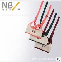 2014 Safest and Best Comfortable Toddler Baby Safety Harness Adjustable Belt Sling Walking   Summer Breathable Baby Sling