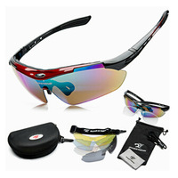 Brand new  Professional bike/bicycle/cycling mountain/mtb  cycling goggles /eyewear/glasses  5 lenses+Embed Myopia