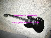 Wholesale - New Arrival Black SG Signature Electric Guitar Wholesale Guitars From China Wholesale