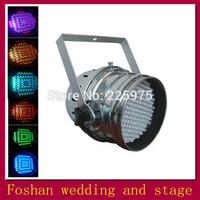 Factory outlet indoor par can,RGB DMX control par light,wedding centerpiece par led