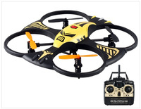 hot selling XINXUN X35 2.4GHz RC 4.5-channel UFO Shaped 4-Axis Aircraft with Light
