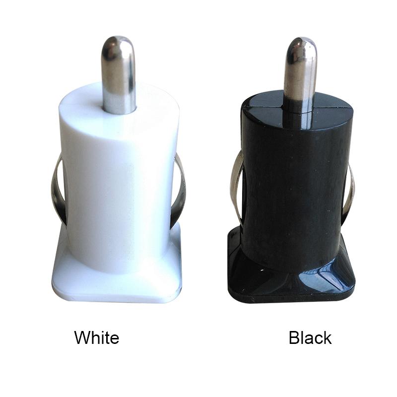 Micro Auto Universal Dual 2 Port USB Car Charger For iPhone iPad iPod 3 1A Mini