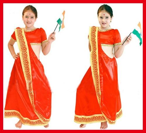 Childrens Indian Fancy Dress Costumes Fancy Dress Dance Costumes