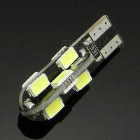 2pcs/lot Car Auto 194 W5W 12 SMD T10 led  W5W 168 194  5630 Wedge CANBUS Error Free LED Light