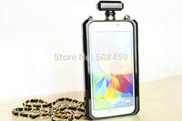 For Samsung Note3 Note2 S5 S4 Luxurious & Unique Design Women Perfume Bottle Shape Phone Case Perfume Bottle Case