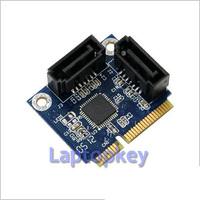 mini-PCIE  to sata Adapter