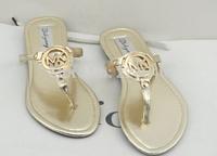 Europe Amoi style clip toe sandals casual temperament Flip Flops female Flip Flops women's Sandals Large size 35-42