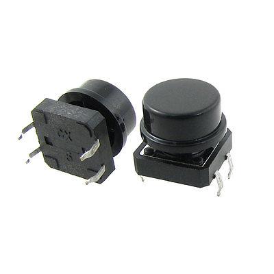 Кнопочный переключатель Switch 20 12x12x11mm + кнопочный переключатель new 1 19 led 12v 37180 37181