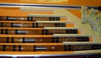 Quality professional pleioblastus flute bamboo flute 5 set Calls