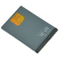 BP-3L  ACCU battery     BP-3L  for Nokia mobile phone free shipping