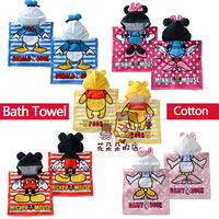 5  of the cartoon style Hooded cartoon modeling Baby Bathrobe  kids bath robe Free Shipping