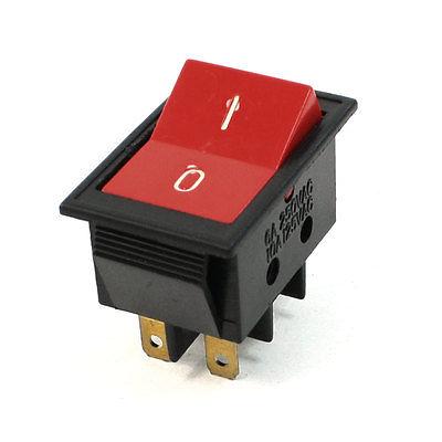 Кулисный переключатель Switch DPST 250VAC/6 125 /10A 4
