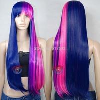 Twilight Sparkle My Little Pony Cosplay Wig- 32 inch High Temp - CosplayDNA Wigs