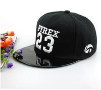Hot Fashion Brand Snapback For Men Women Pyrex 23 Leather Brim Harajuku Baseball Cap Adjustable Hat Boy Girl Drop Ship JX125-52