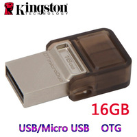 Kingston 8GB 16GB 32GB 64GB USB OTG USB Flash Drive For Samsung Android Mobile Phone Tablet PC Pen Drive OTG Micro USB Pendrive