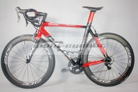 2014 new road bikes carbon complete bicycles time rxrs race carbon bike framesets with dimple wheelsets complete bike bicycle