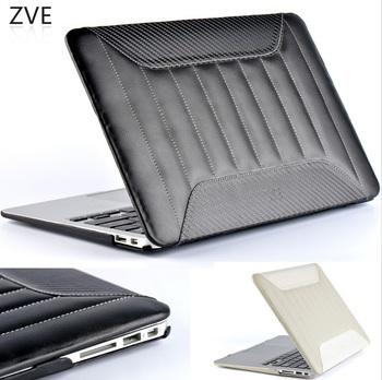 Mode pu-leder protecter hülle für macbook air 11 Air 13 pro13, pro15, Netzhaut 13,15 abdeckung, tasche, großhandel, versandkostenfrei