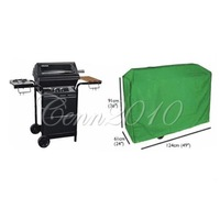 Details about Waterproof BBQ Cover Outdoor Garden Wagon Barbecue Grill Protector 124x61x91cm