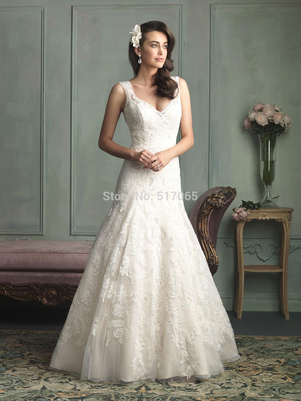 Fashionable Vestidos De Noiva New Cap Sleeve Listing On The 2014 Air Quality Mermaid Wedding Dress Lace Sleeveless Hot Selling(China (Mainland))