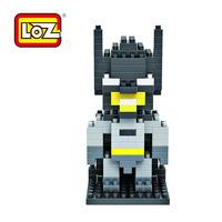 1pc/lot 2014 new Germany learning education Batman mini nano particles Enlightenment Blocks
